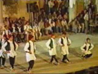 リビア:      Traditional Dance, Cyrenaica