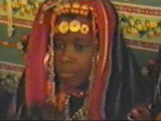 :  利比亚:      Traditional interior and culture