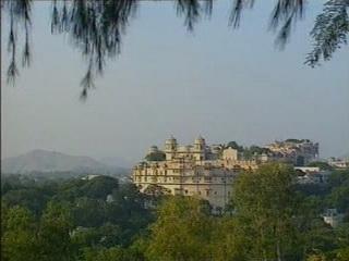ラージャスターン州:  インド:      ウダイプル