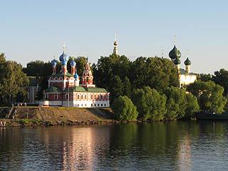 雅羅斯拉夫爾州:  俄国:      烏格里奇