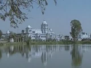 Агартала:  Трипура:  Индия:      Дворец Уджаянта