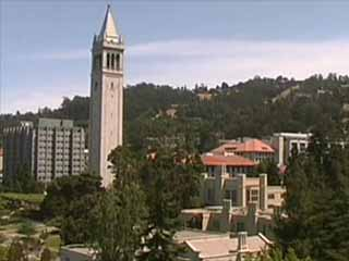 Images University of California, Berkeley showplace