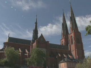 乌普萨拉:  瑞典:      乌普萨拉主教座堂