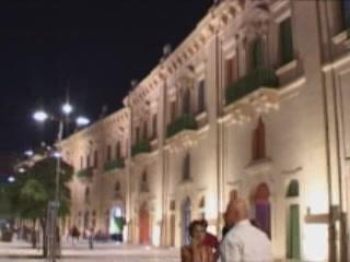 瓦莱塔:  马耳他:      Valletta Nightlife