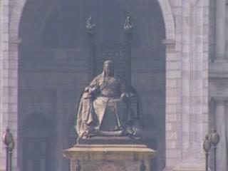 コルカタ:  西ベンガル州:  インド:      Victoria Memorial