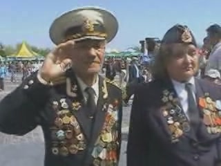 基輔:  乌克兰:      Victory Day celebrations