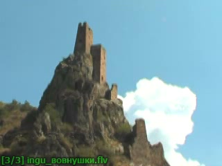 印古什共和国:  俄国:      Vovnushki Castle