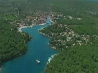 フヴァル島:  クロアチア:      Vrboska