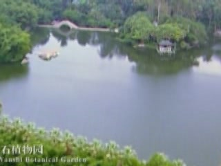 厦门市:  中国:      Wanshi Botanical Garden