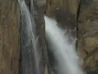 Мегхалая:  Индия:      Водопад Вейня