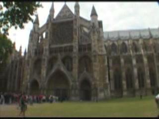 Лондон:  Великобритания:      Вестминстерское аббатство