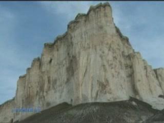 Crimea:  Ukraine:      White Rock