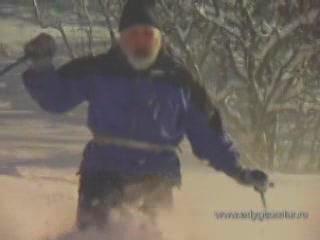 Respublika Adygeya:  ロシア:      Winter in Adygeya