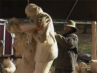 Images Wood Carver, Stowe culture