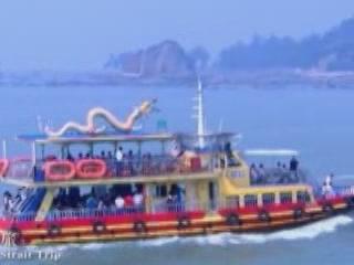 廈門市:  中国:      Xiamen Sea Trip