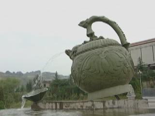 陕西省:  中国:      Yaozhou Ceramics Kiln Museum