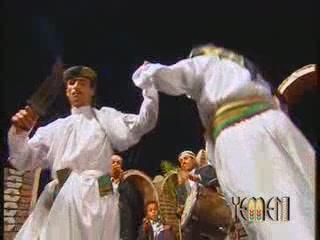 Йемен:      Йемен, народные танцы