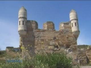 刻赤:  克里米亚:  乌克兰:      Yeni-Kale Fortress