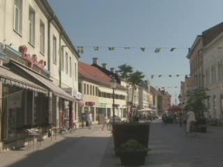 Sweden:      Ystad