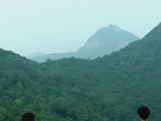 Henan:  China:      Zhu Yu Peak