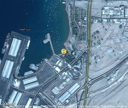 地图: Kempinski Hotel Aqaba Red Sea