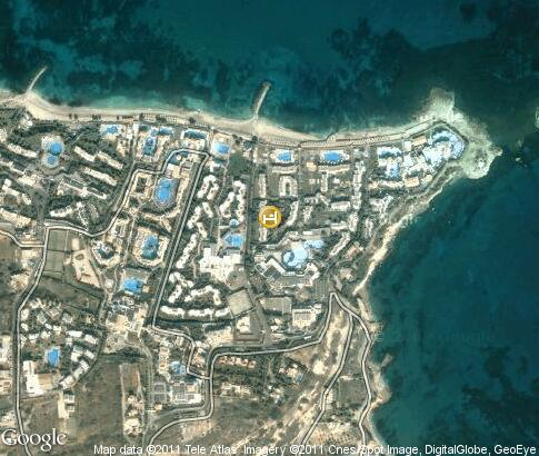 map: Aldemar Royal Mare Village Hotel