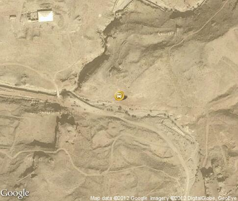 map: Bedouin taxi