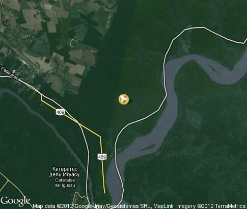 Подробная интерактивная карта