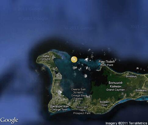 map: Cayman Islands Arts and Crafts
