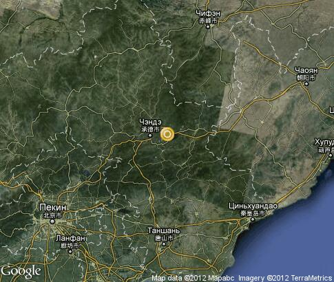 map: Chengde