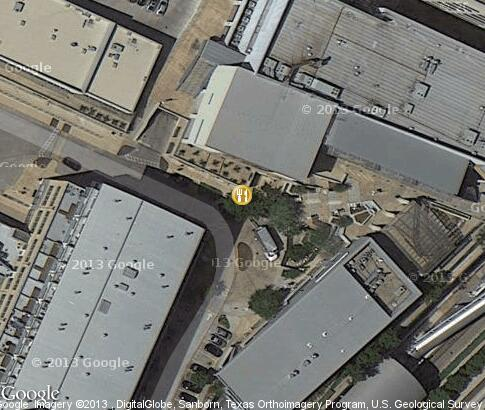 map: Dallas Trinity Hall