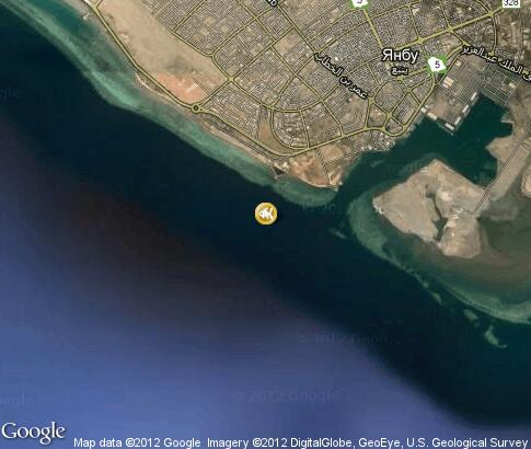 マップ: Diving in Yanbu