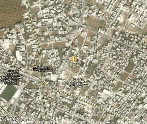 地图: Gift Center Madaba