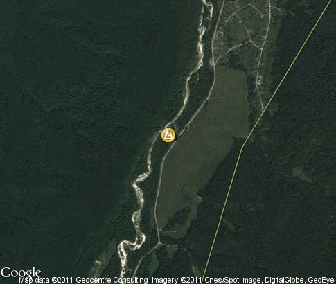 map: Guamsky gorge