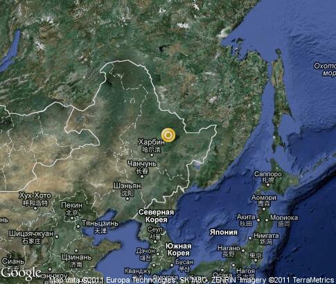 map: Heilongjiang