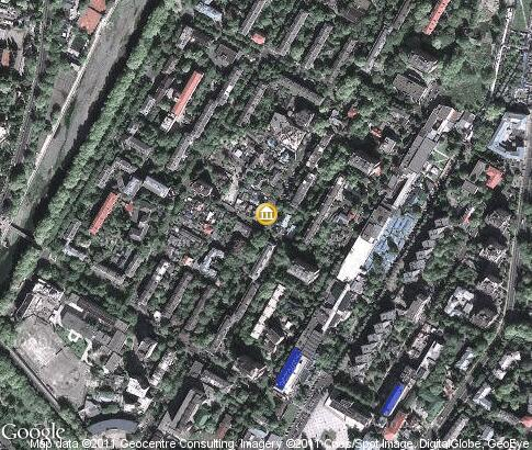 карта города сочи со спутника