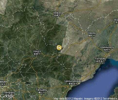 地图: Hotels of Chengde