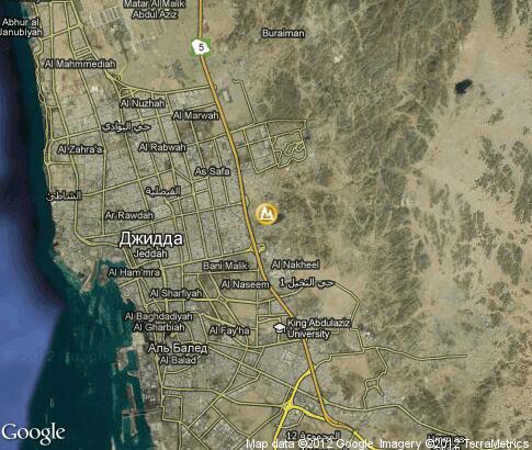 地图: Landscope of Jeddah