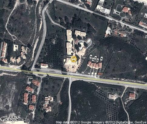 map: Lesse Hotel in Chaniotis