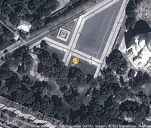map: Makarov Monument