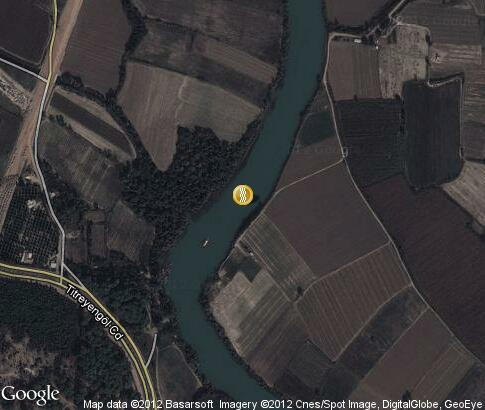 map: Mavgat River