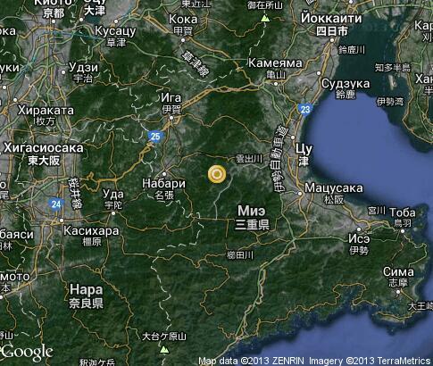 Подробная интерактивная карта центр