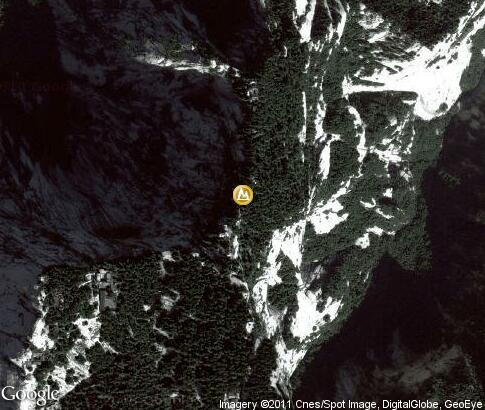 map: Mount Hua
