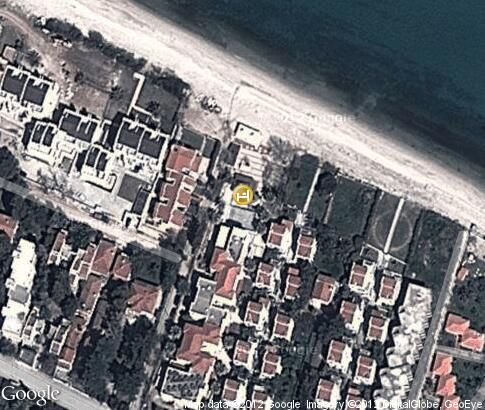 map: Naias Hotel in Chaniotis