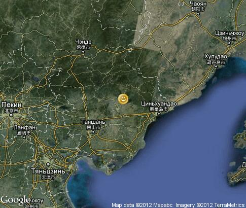 map: National Сelebrations in Chengde