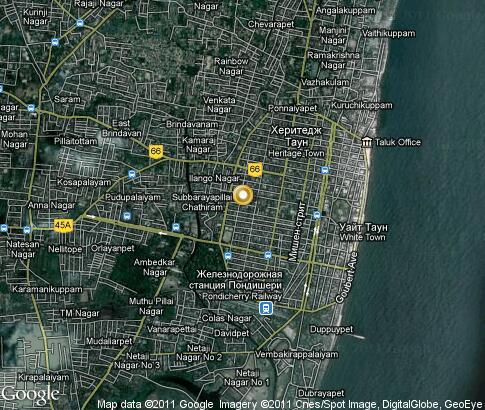卫星地图, 视频