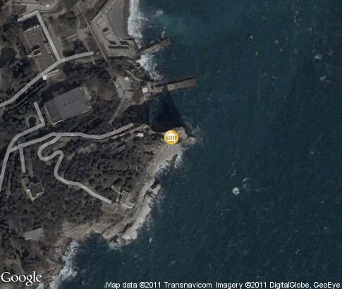 map: Swallow's Nest