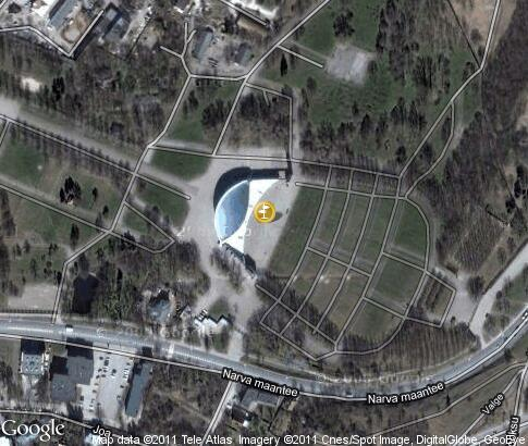 map: Tallinn Song Festival Grounds