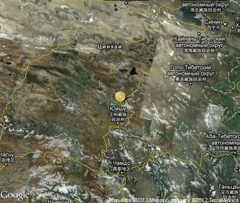 map: Tibetan Buddhist Art