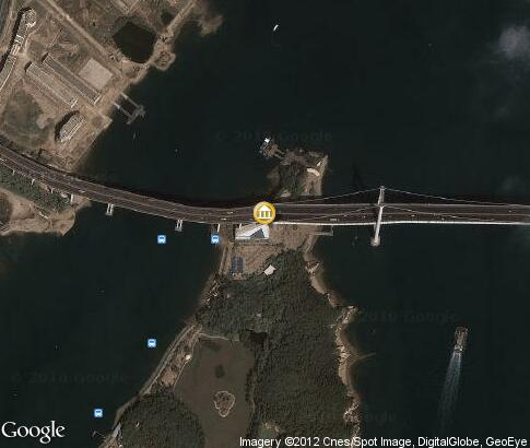map: Xiamen Bridge Museum
